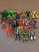 "Toys lots 12"" and two HUGE 30"" Collections item!!!"