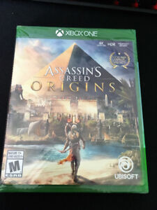 Assassin's Creed Origins (xbox one) NEW