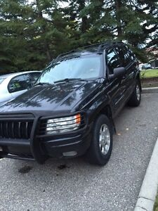 1999 Jeep Grand Cherokee Limited 180KM