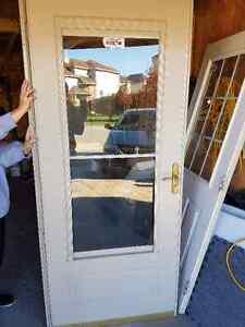 Outside Screen Door and Inside Door Cambridge Kitchener Area image 3