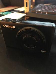 Canon PowerShot S120 1080p $300 OBO