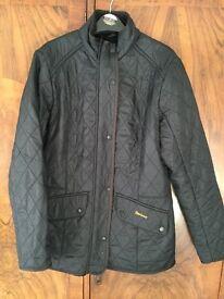 Ladies Black Barbour jacket