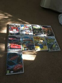 Wii Games £20 or £5 each game