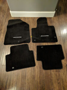 Hyundai Sante Fe Cloth Floor Mats