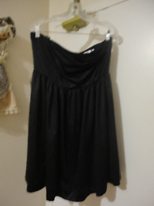 Cute Little Black Strapless Dress New W/ Tags Reduced