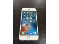 Iphone 6plus Silver 16gb on vodafone mint condition