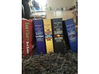 5 x Tom Clancy Books free P&P