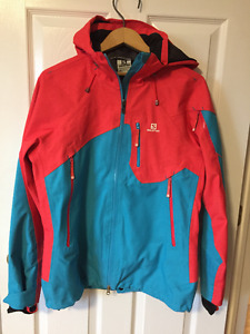 Solomon Snowboard Jacket women size medium