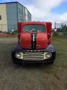 Rare 1948 Ford Cabover (COE)