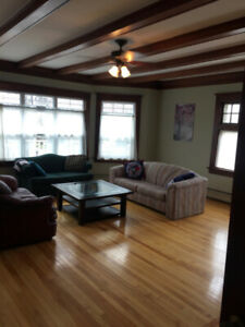 Summer sublet close to Dalhousie/Saint Mary's University