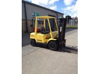 Hyster 2.5 ton xm Gas forklift truck