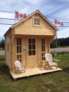 PLAYHOUSE,TINY TIMBER HOME, GARDEN SHED- CHRISTMAS SALE