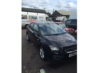 FORD FOCUS 1.6 AUTO ZETEZ 2006 NOT AUDI VW BMW MERCEDES VAUXHAL VOLVO offers welcome!!🤒🤒🤒