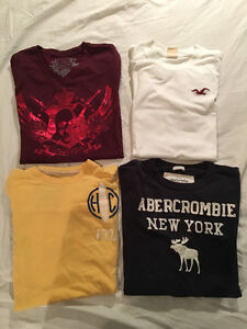 Abercrombie & Fitch, Hollister, Express T-Shirts Small for Men