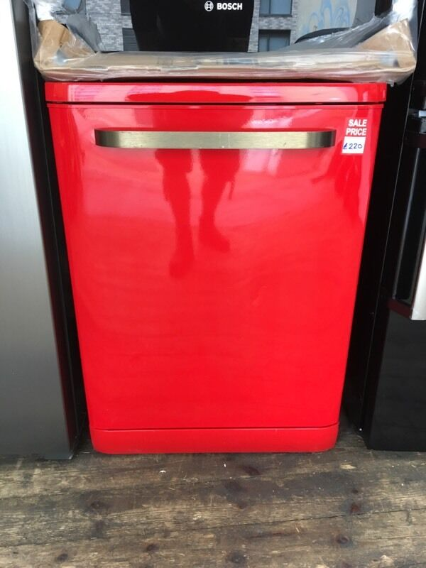 Gloss red , bush dishwasher in Leicester, Leicestershire Gumtree