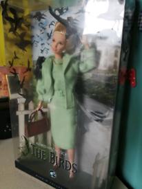'The Birds' Hitchcock rare Barbie Doll 2008