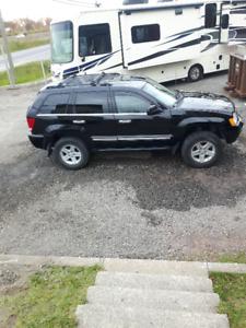 Jeep Grand Cherokee Limited turbo-diesel 2008