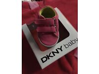 DKNY baby shoes