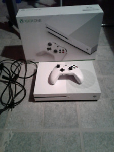 Like new 1TB Xbox One S for sale