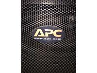 APC 42U comms cabinet
