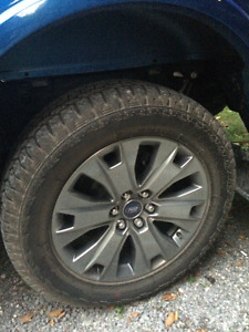 4 Hankook Dynapro ATM tires