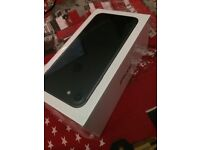IPHONE 7 BRAND NEW UNOPENED MATTE BLACK 32GB ON EE
