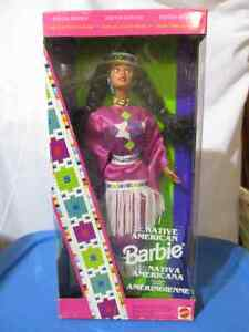 Native American Barbie Dolls of the World Cambridge Kitchener Area image 1