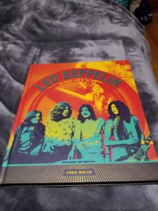 Led Zeppelin Illustrated Book