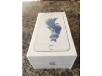 iPhone 6s on Vodafone network - brand new in sealed box