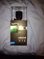 BRAND NEW GOPRO HERO 4 SESSION AND MEMORY CARD