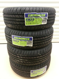 195/60R15 Evergreen All-Season. BRAND NEW. No rims