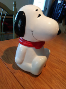 Jarre a biscuit Snoopy