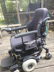 Electric Wheel Chair - Jazzy 610