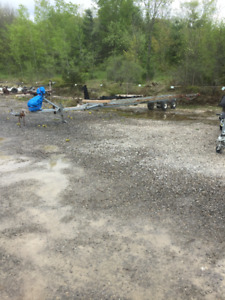Pontoon Trailer | Used or New Boat Parts, Trailers