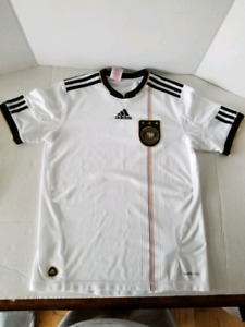 Germany  2010 Youth Football/Soccer Home Jersey