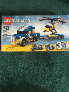 Lego Creator Transport Truck