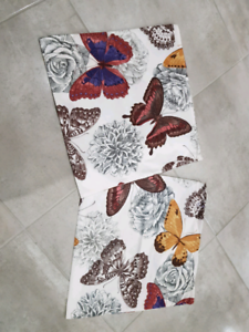 Butterfly pillowcases x 2 Rangeville Toowoomba City Preview