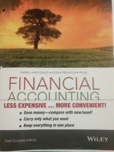Financial accounting and managerial accounting books