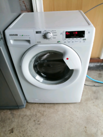 A+ class 8kg 1400 spin Hoover washing machine