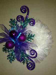 ☆NEW CONTEMPORARY CHRISTMAS WREATH
