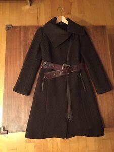 Manteau d'hiver laine Mackage