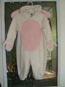 Baby Gap Bunny Rabbit Costume size 12-18 mo