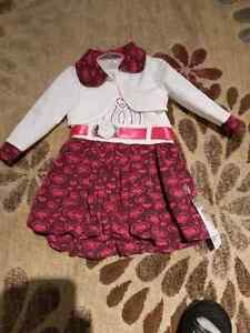 New/Barely Worn Cute Toddler Dresses London Ontario image 1