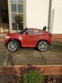 Childs Electric Car BMW X6 for sale  Wolverhampton, West Midlands