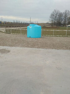 Plastic Agri an water tanks Kitchener / Waterloo Kitchener Area image 2