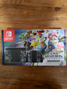 Super Smash Bros Ultimate Edition Nintendo Switch
