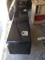 """Weather sealed 60""""x 18""""x 18"""" tool boxes x2"""