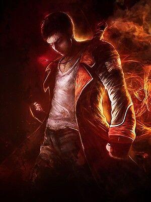 Poster Devil May Cry 2 3 4 5 Dante DMC PS3 Xbox 360 Vergil DANTE'S Awakening #6 online kaufen