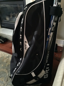 Grit Hockey Bag Stand Up Hockey Tower HT1