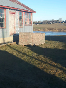 Barely Used Pavers - Price REDUCED